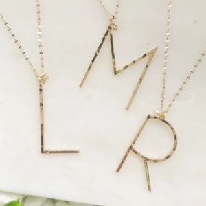 Jewelry - Ellison + Young: Modern Muse Initial Collection